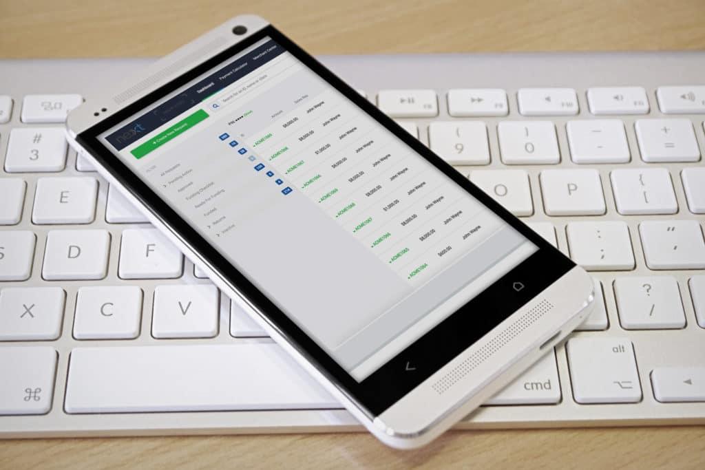 NextPhoneScreenshot