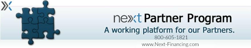 Next-Financing Partner Program