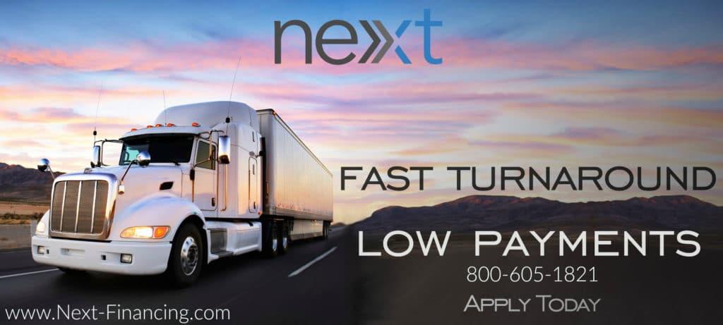 Trucking Equipment Financing