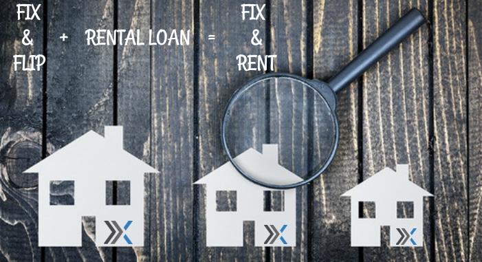 Fix & Rent Loan