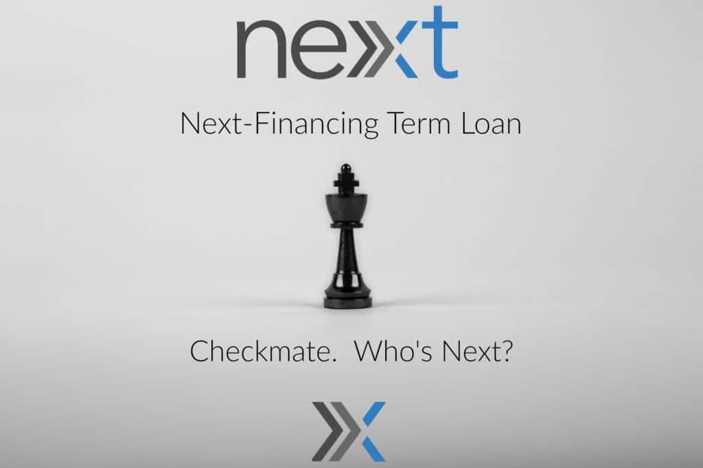 Next-Financing Term Loan