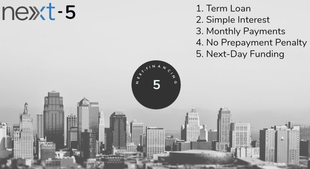 Next-5 Term Loan