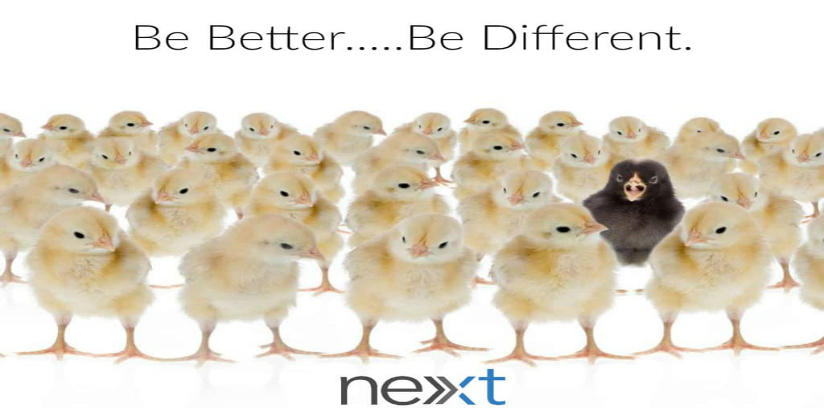 Be Different - Be Better