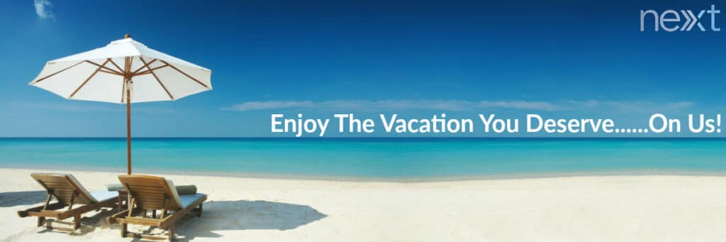 Next-Financing Free Vacation