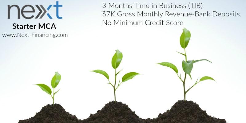 Next-Financing Starter MCA